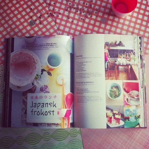 Dripping with beautiful food spreads… Oh Danish cookery books, you lead the world with your innovation and talent.