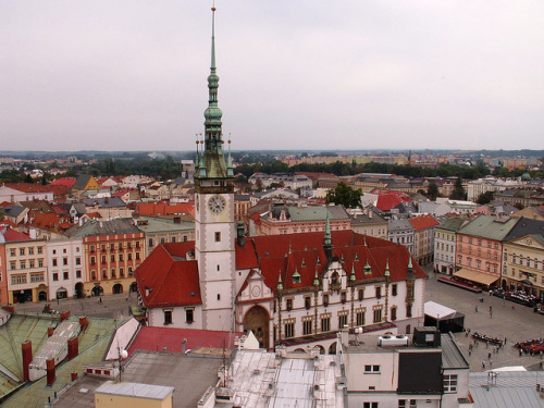 ysvoice:  | ♕ |  Olomouc - Czech's WHS Town  | by © Pedro NC Olomouc has the second largest and second oldest historic preservation zone in the Czech Republic after Prague. Olomouc lies astride the Morava River and is surrounded by the fertile Haná plain. It was the capital of Moravia until 1641, and now is the sixth largest city in the country, with approximately 103,000 inhabitants. [Ref. Wiki]