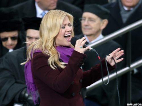 KELLY CLARKSON KILLS IT (LIVE) AT OBAMA'S INAUGURATIONby Parry Ernsberger http://bit.ly/XAwIDE