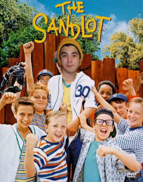 SANDLOT  CAme out 20 Years Ago