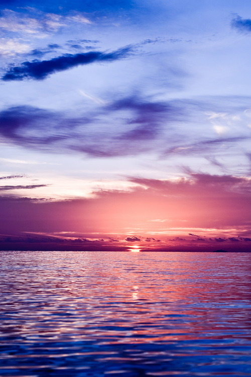 wonderous-world:  Florida Sunrise by Christian Gendron