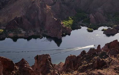 laboratoryequipment:  Colorado River is Most Endangered WaterwayDrought and demand are pushing the Colorado River beyond its limits — with the needs of more than 40 million people in seven Western states projected to outstrip dwindling supply over the next 50 years, according to an advocacy group's report on endangered rivers released today.The annual top-10 list by Washington, D.C.-based American Rivers points to a three-year federal Bureau of Reclamation study that warned last December that the river won't always be able to serve all the residents, businesses, ranchers, Native Americans and farmers who rely upon it.Read more: http://www.laboratoryequipment.com/news/2013/04/colorado-river-most-endangered-waterway