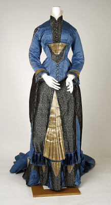 omgthatdress:  Dress 1880 The Metropolitan Museum of Art