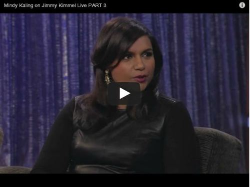 VIDEO: Mindy Kaling Admits Her Relationship With BJ Novak Is 'Weird', Talks About Undressing On Set