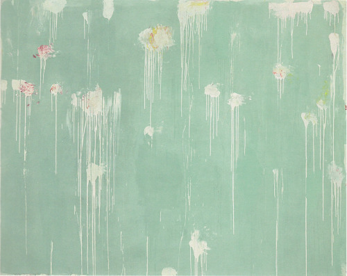 somme:  A Gathering of Time, by Cy Twombly