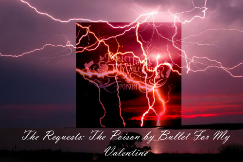 My next review shall be of Bullet For My Valentine's debut album release; The Poison!