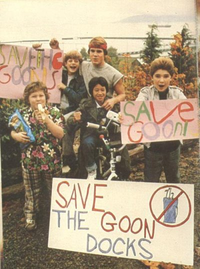 suicideblonde:  bohemea:  Goonies  GOONIES NEVER SAY DIE