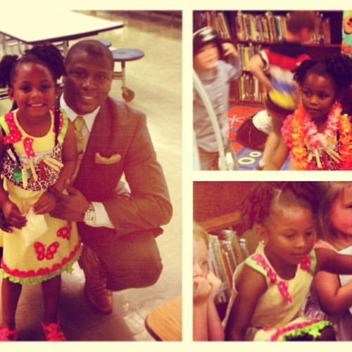 My princess graduated GT Pre-K today… On to the next. I salute all of the educators and parents who go the extra mile to enrich their children 😇😬😘☺#fatherdaughter#gradpics #hatchfamily