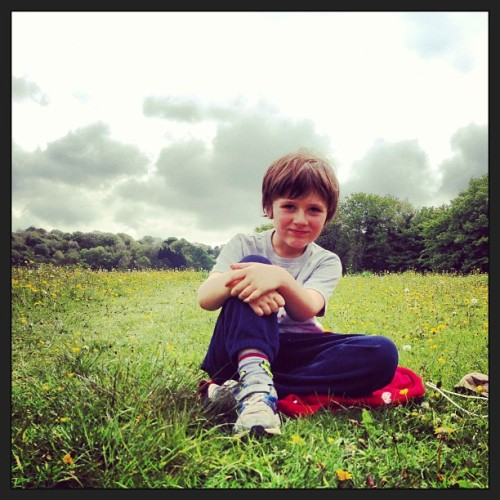 #kids #nature #smile (at Bath Skyline)