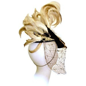 Bes Ben Birds of Paradise hat ~ c. 1940's.