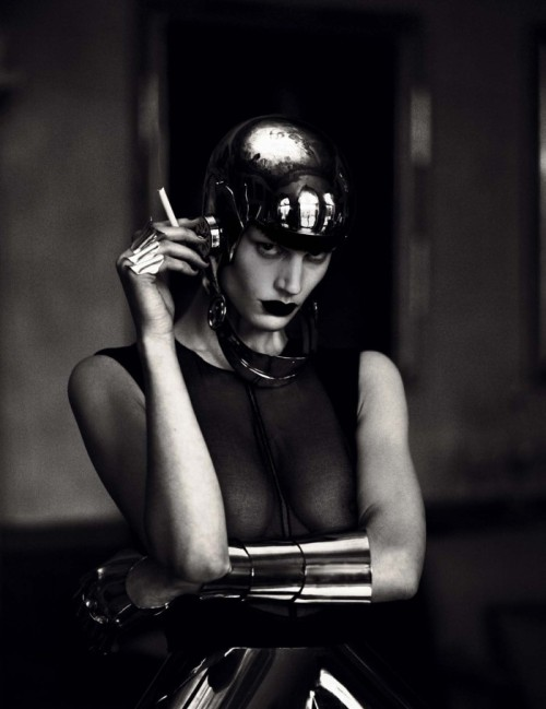 Interview Magazine, March 2012 (+) photographers: Mert Alas, Marcus Piggott Saskia de Brauw