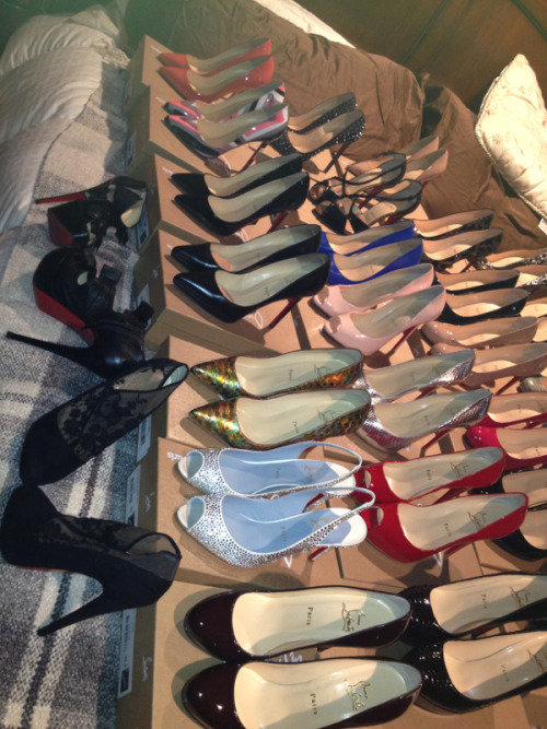 chanel-and-louboutins:  vivalajewcee:  Heaven .❤  Chanel-and-Louboutins.tumblr.com