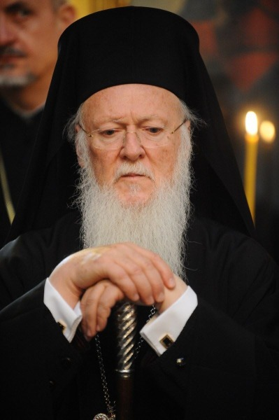 theorthodoxbritreturns:  Today is the name day of HAH Oecumenical Patriarch Bartholomew I of Constantinople.    May the Lord grant him many years and Peaceful times.