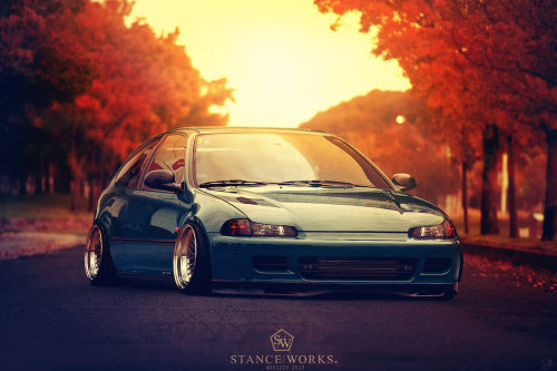 car-pride-city:  Clean Civic