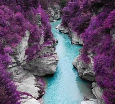 The Fairy Pools of Glen Brittle, Isle of Skye, Scotland