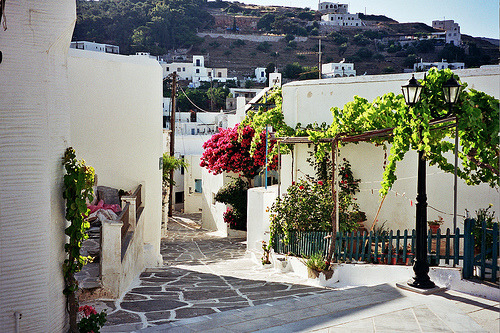 Tinos, Greece. (by poliplane)