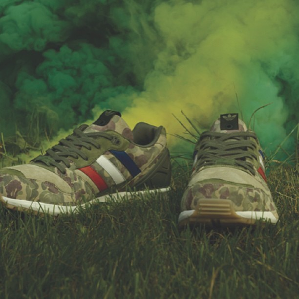 Consortium Adidas Originals  UNDFT x BAPE Will Drop 4/20 @ShoeGalleey…In store only.