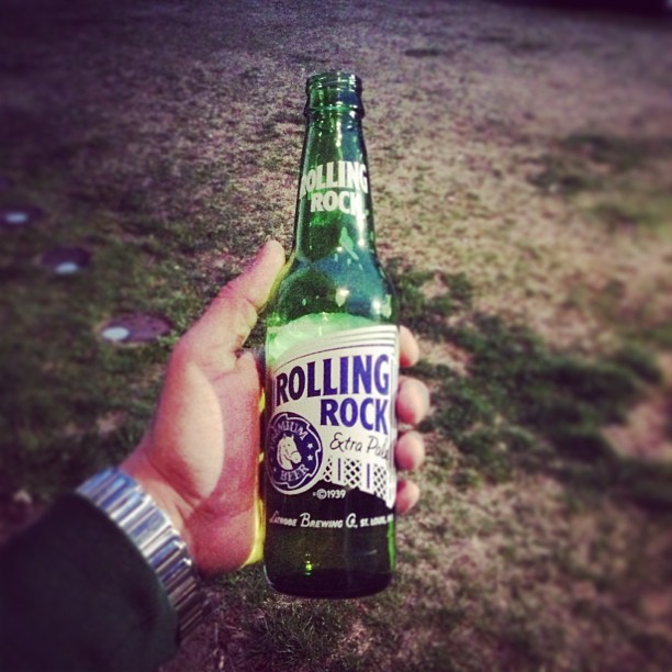 #RollingRock Night.