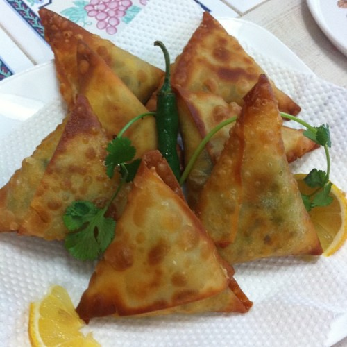 Homemade #vegetable #samosas Yummy! In between #writing, I love to cook. One of the joys of life.