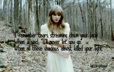 lyrical-blogger:  Safe and Sound - Taylor Swift
