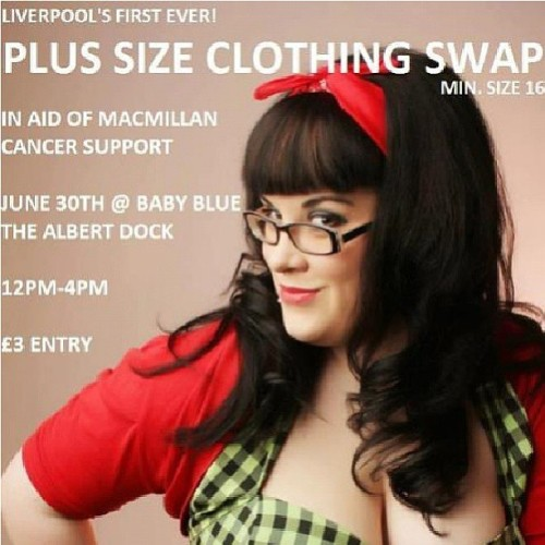 #liverpool #plussize #fashion swap! By @audreysablier Get your bum there!