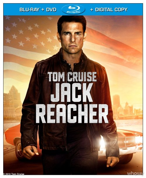 A warm headbutting thanks 2 everyone for making @JackReacher #1 on iTunes! #BusTickets4All http://bit.ly/YFzFd1  @LeeChildReacher -TeamTCView more Tom Cruise on WhoSay