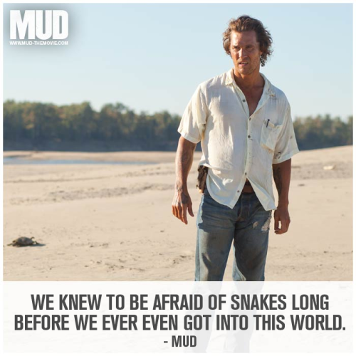Wise words from Mud