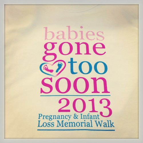 Memorial walk shirts. #ollyollyoxents #tshirts #screenprinting #goodcause (at OllyOllyOxenT's)