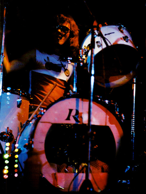 Tommy Ramone photographed by Chip Dayton