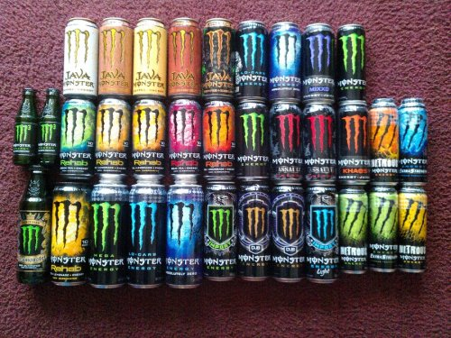 paola-motta:  Monster Energy Rawwww