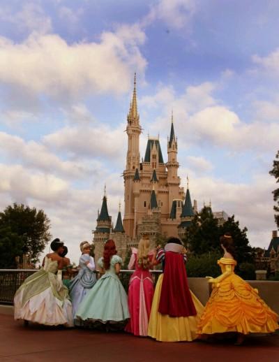 Disney Castle Tumblr