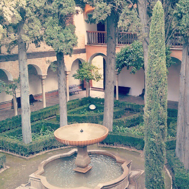 heister:  More of the #nasrid #palaces #alhambra #granada #spain