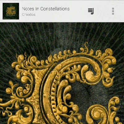 NP Chiodos -  Notes In Constellations