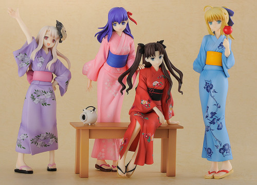 goodsmilecompanyunofficial:  1/8th Scale Sakura Matou: Yukata version from the series Fate/Stay Night.