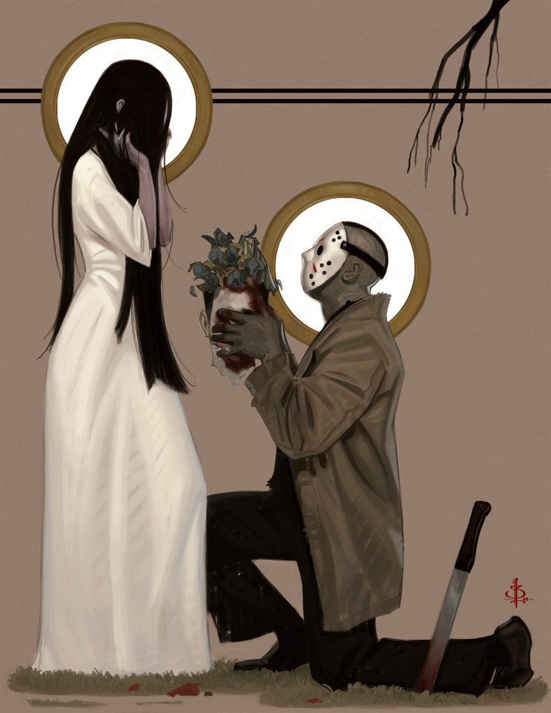 Wedding Bells are RINGing by Bryan Lee XombieDIRGE