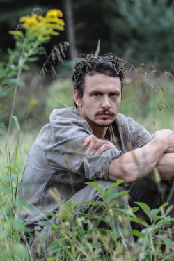 bbook:  Get Another Look at James Franco's 'As I Lay Dying' With a Set of New Stills  What! I had no idea he was doing this!