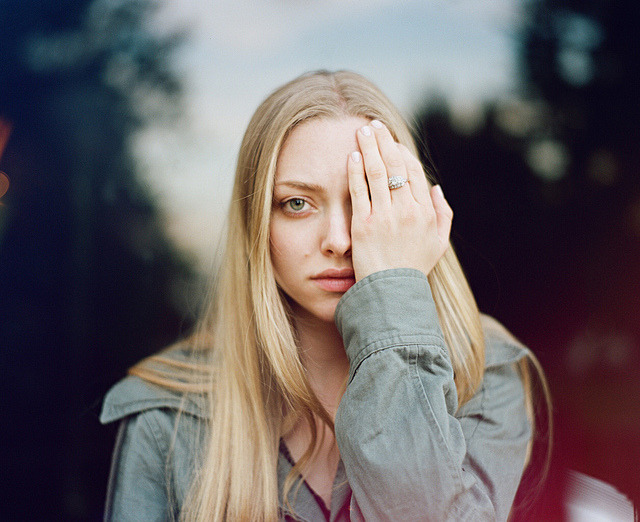 marisais:  A. Seyfried by Parker Fitzgerald on Flickr.