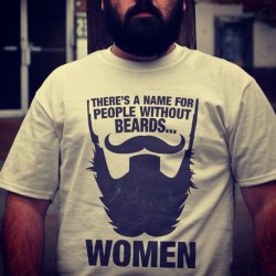 9gag:  There's a name for people without beards…