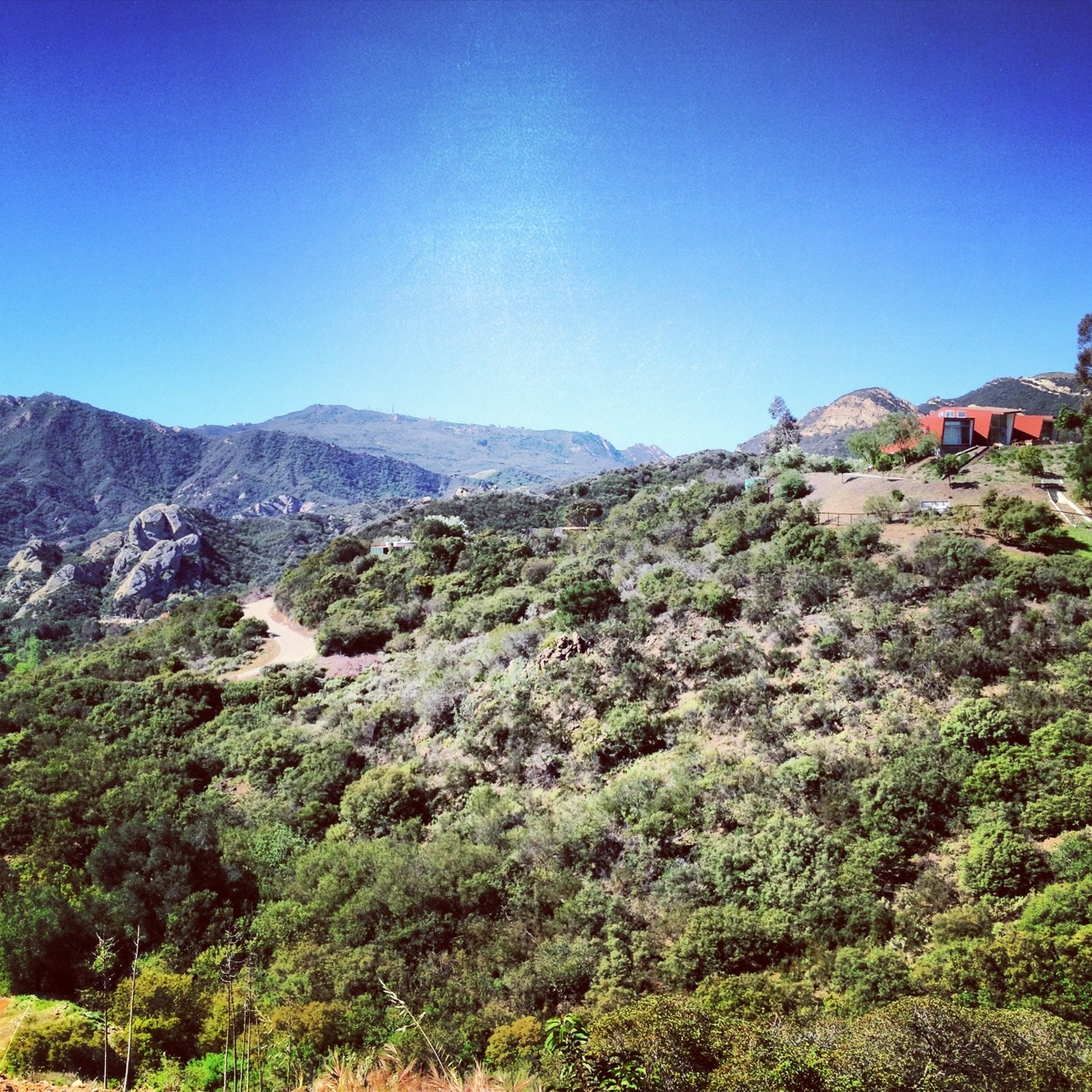 Topanga Canyon Road