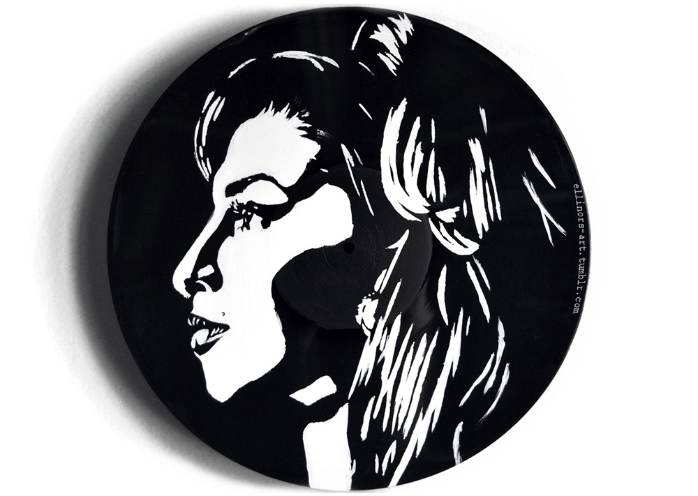 Amy Winehouse, on vinyl
