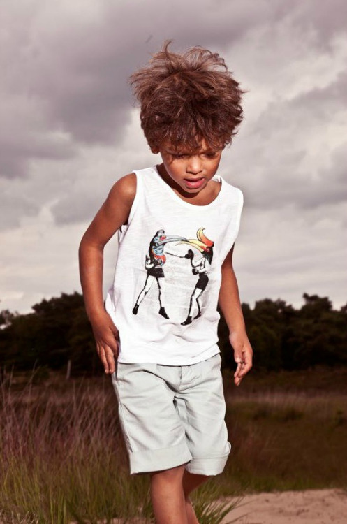 Morley kidswear, cool graphic illustrated T-shirts for boys fashion summer 2013 from this Belguim label. (via smudgetikka)
