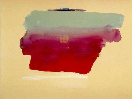 aubreylstallard:  Helen Frankenthaler