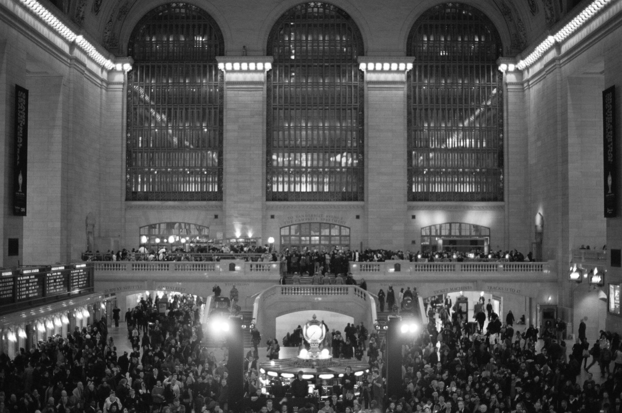 Centennial | Grand Central Terminal | New York City www.christophertitzer.com