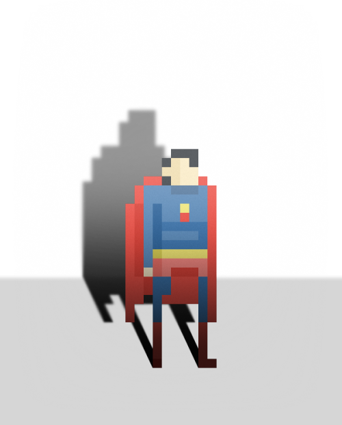 it8bit:  Pixel Superheroes Created  by Ercan Akkaya Website || Behance || Twitter (via:assorted-goodness)
