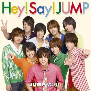 Jump world  :) Is there gonna be a new album??