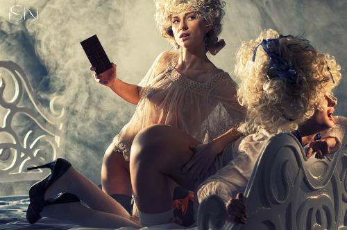 гламурные блондинки лесбиянки