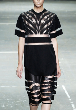 edge-to-edge:  Alexander Wang Spring 2013
