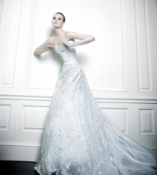 helloweddingdiary:  Celia Kritharioti 2013 Bridal Collection