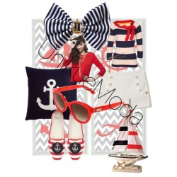 #Nautical #unikuemoda #fashion ⚓⛵💋🚢