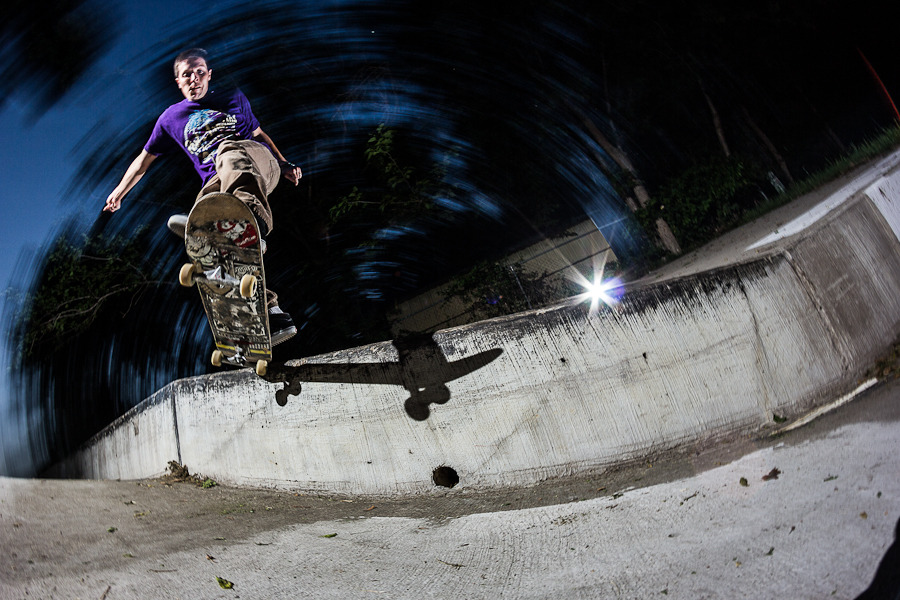 mikey bock- back tail